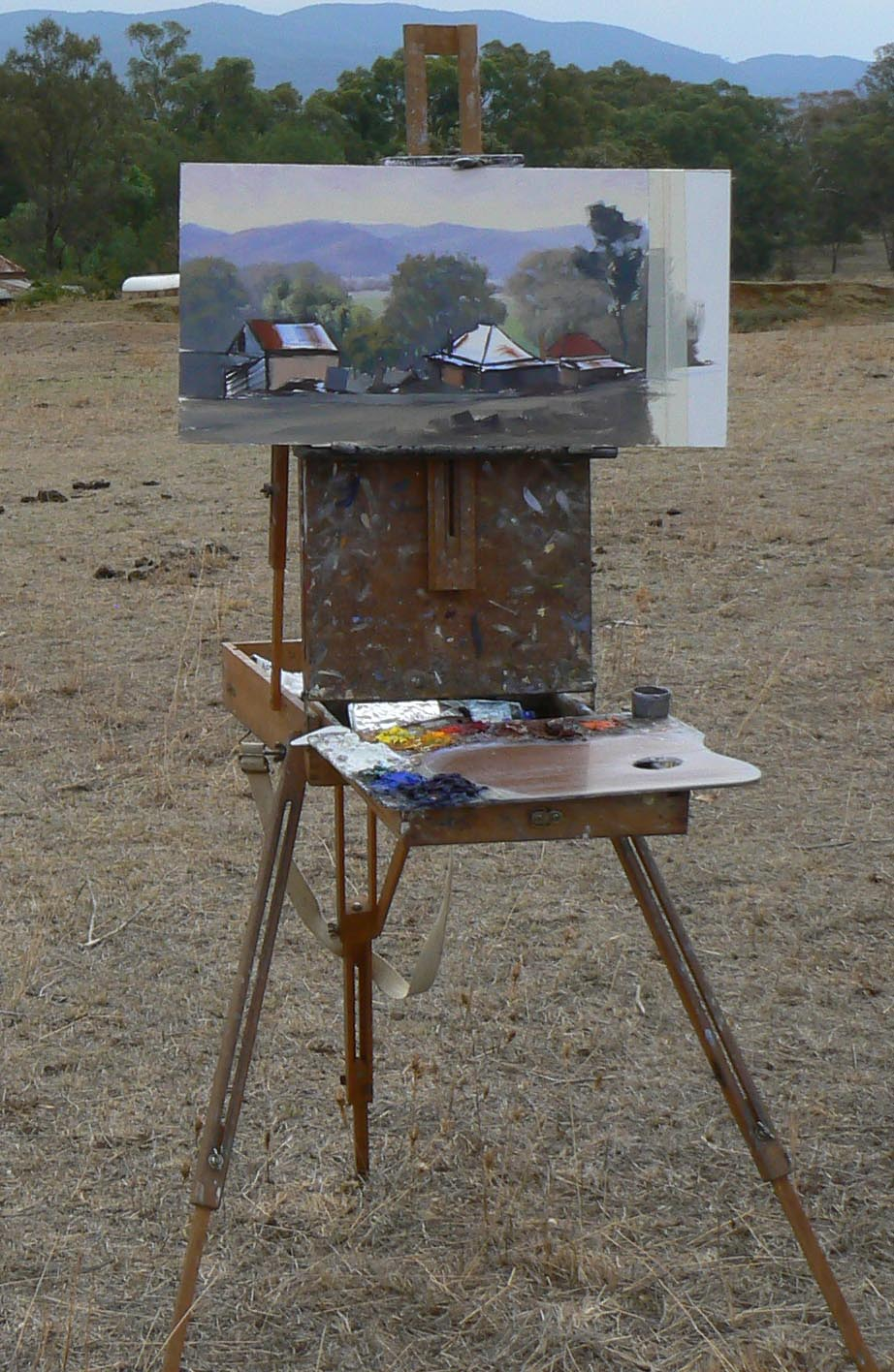 Tools Needed For Oil Painting